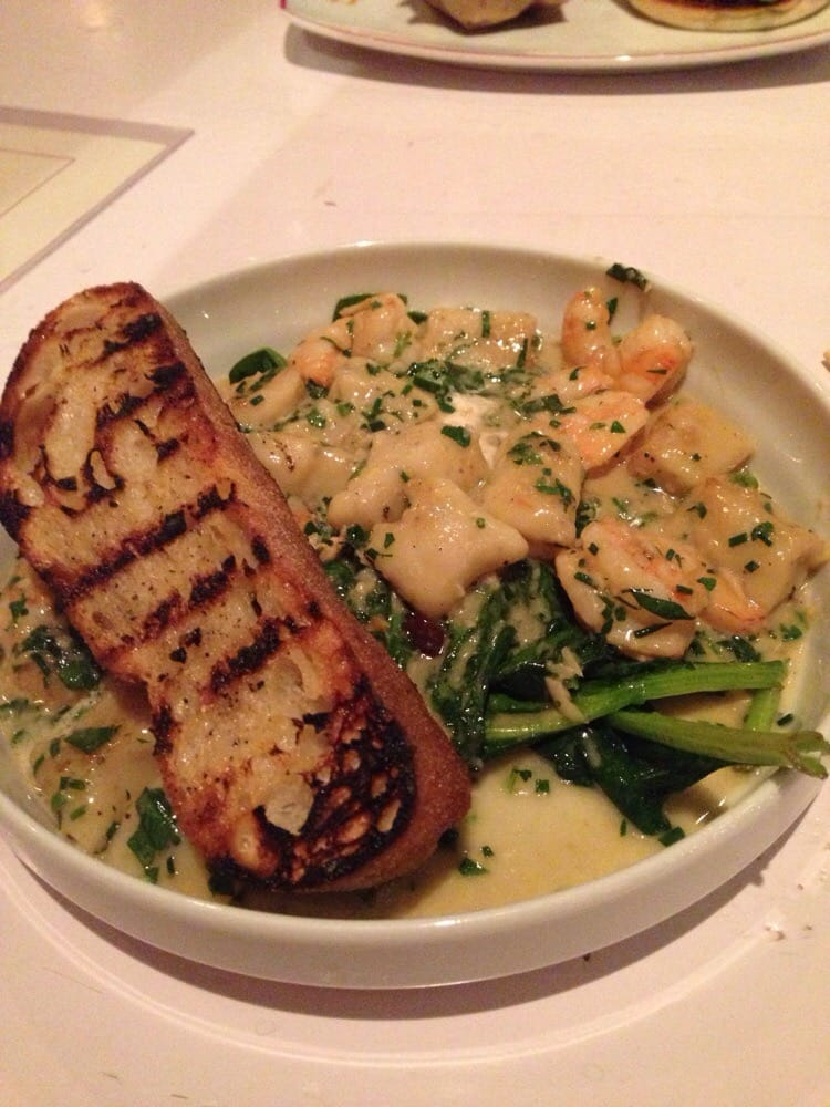 Photo of Farmers Fishers Bakers - Washington, DC, United States. Shrimp  Scampi and