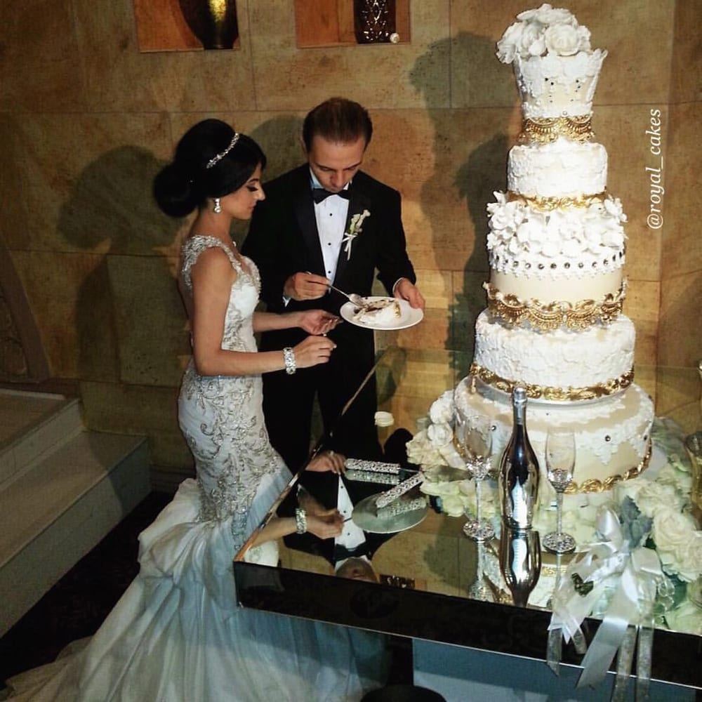 picture of royal wedding cake congratulations to atorina amp on their beautiful 18358