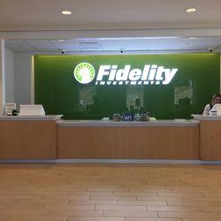 Fidelity Investments - Investing - 101 University Blvd