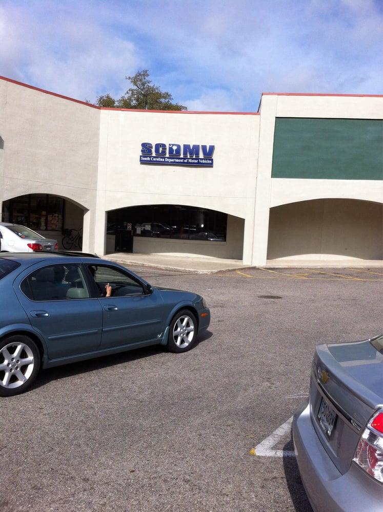 scdmv - Departments of Motor Vehicles - S Carolina 61 & Wappoo Rd ...