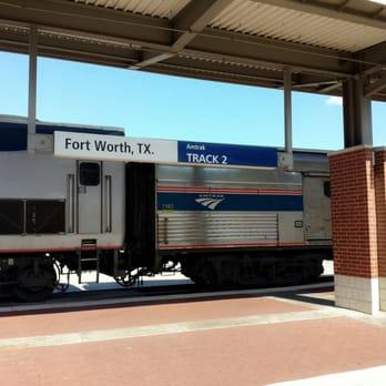 Car Rental Fort Worth Amtrak Station