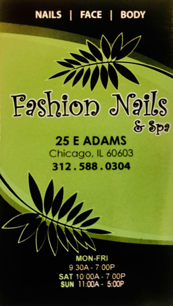 Fashion Nails by Design - 69 Photos & 72 Reviews - Nail Salons - 25 ...