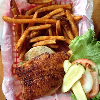 Fish tales 48 photos 89 reviews seafood 3203 fort for Who has the best fish sandwich