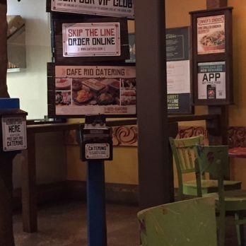 Cafe Rio Avondale Reviews