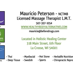 health wellness massage therapy florida