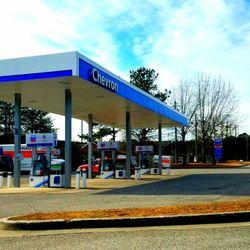 Chevron Gas Stations 238 Arnold Mill Rd Woodstock Ga Phone