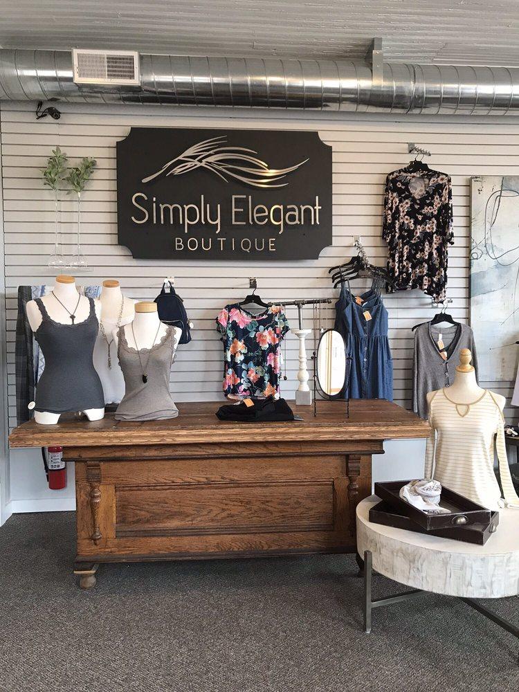 Simply Elegant Boutique: 130 S Main St, Galena, IL