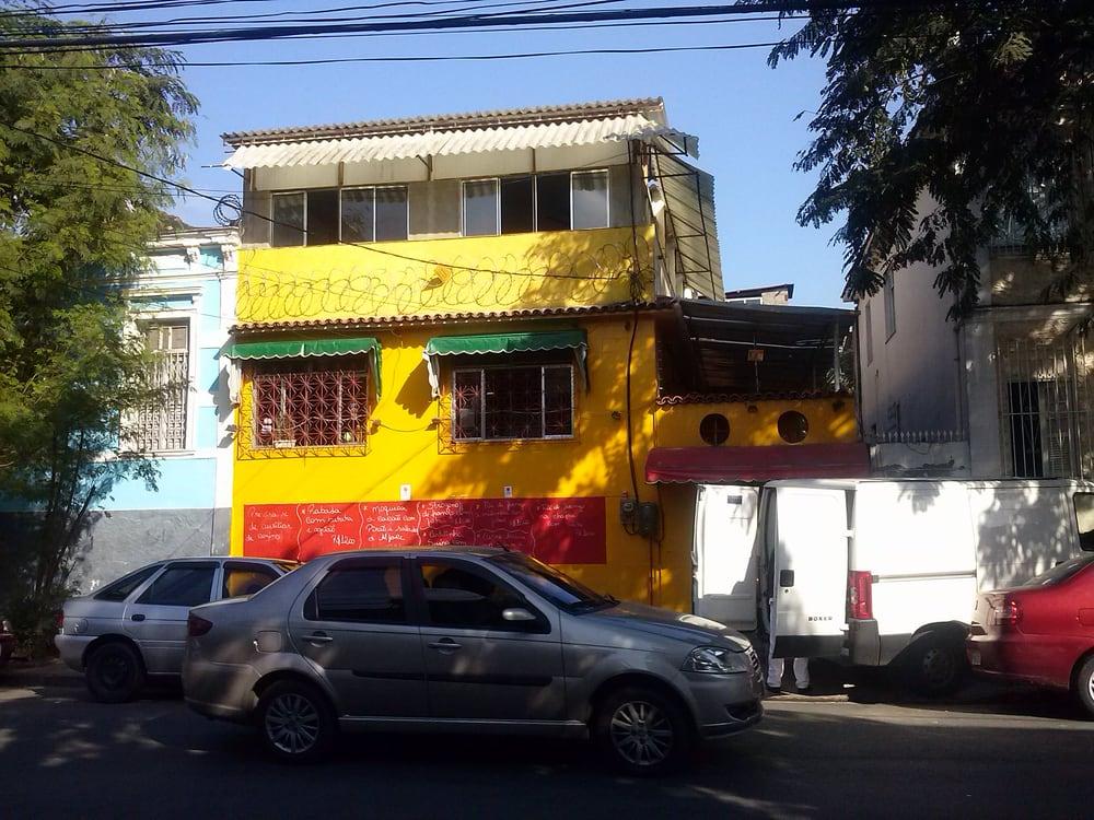 Pegao auf Rua Rio de Janeiro