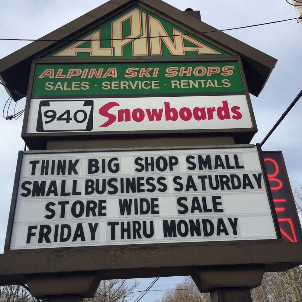 Alpina Ski Shop Ski Snowboard Shops State Rt White - Alpina ski shop
