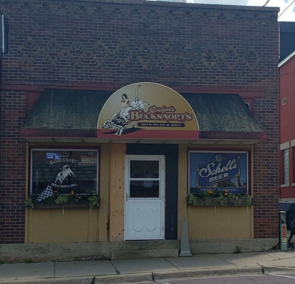Bucksnorts: 105 Sherman St, Jackson, MN