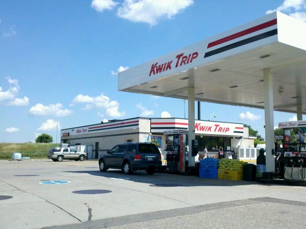 Kwik Trip 410: 2401 Crest View Dr, Hudson, WI