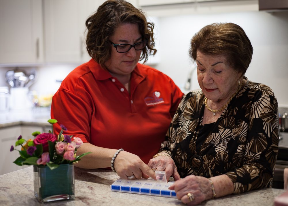 Connections In Home Care