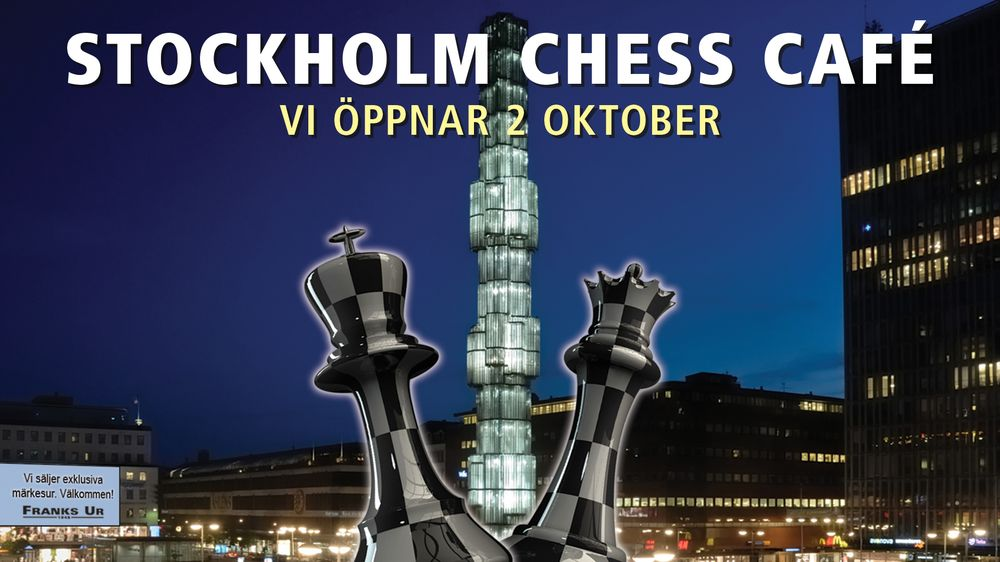 Chess Cafe Near Me