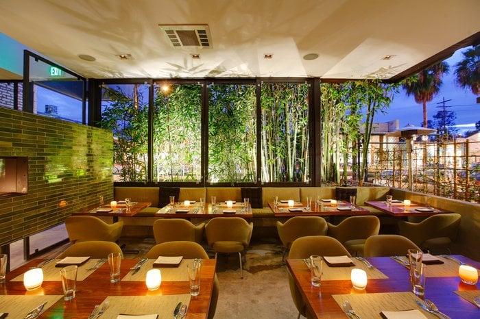 Photo Of AK Restaurant + Bar   Venice, CA, United States. Patio ...