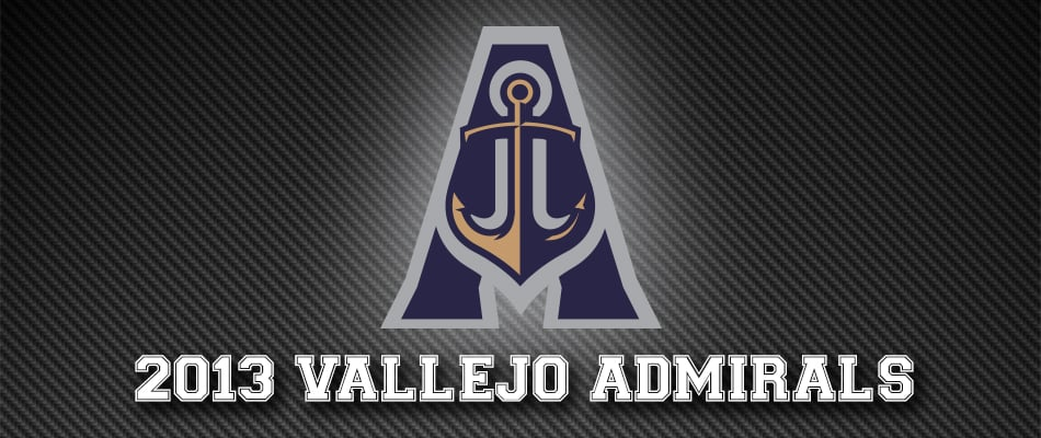 Vallejo Admirals Baseball Club: 444 Georgia St, Vallejo, CA