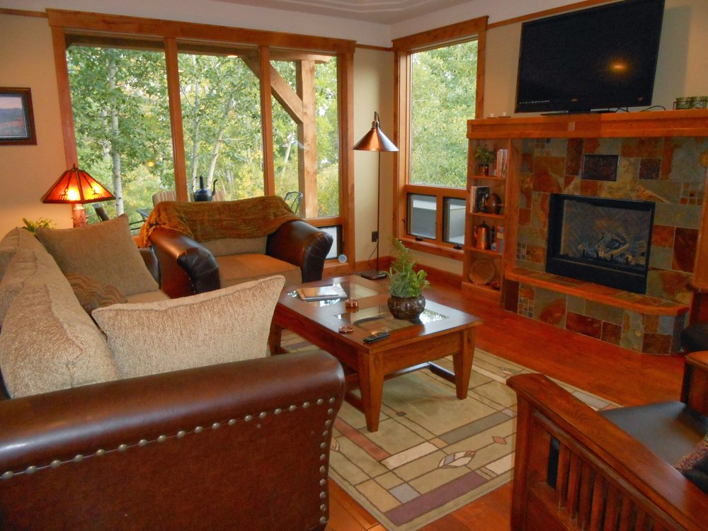 Island at Rock Creek: 23 D Kainu Ave, Red Lodge, MT
