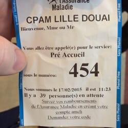 Cpam Caisse Primaire Assurance Maladie Public Services