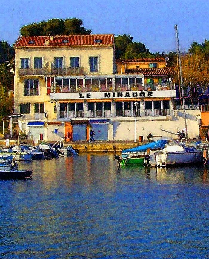Le mirador restaurants 65 avenue du port saint cyr - Office du tourisme saint cyr sur mer ...