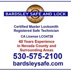 Bardsley Safe And Lock - Keys & Locksmiths - 101-B W McKnight Way