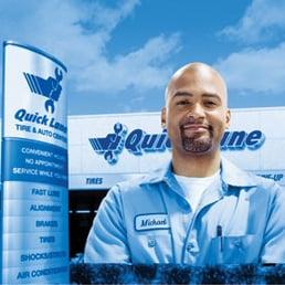 Quick Lane Tire & Auto Center at Brian Toliver Ford