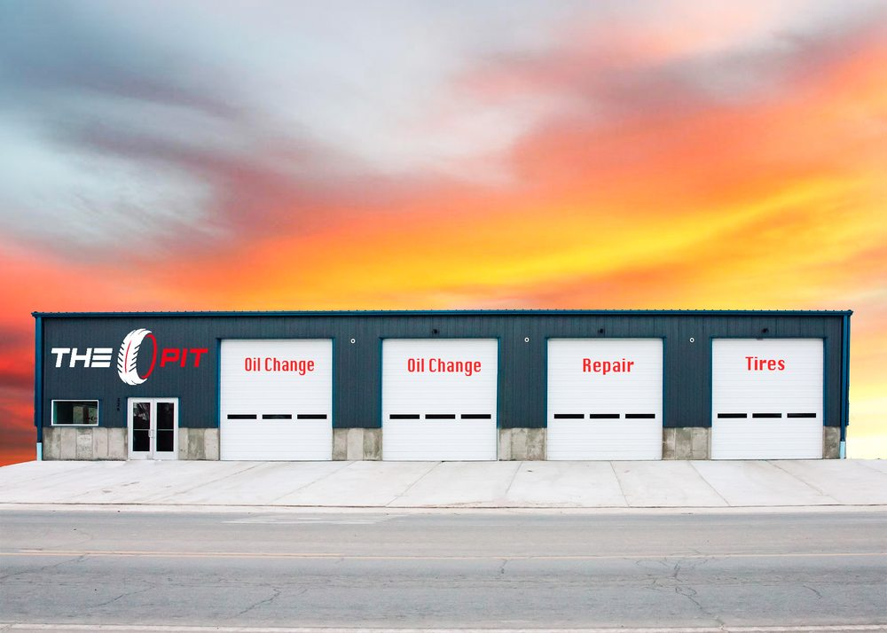 The Pit, Tire and Lube: 226 N Center St, Duchesne, UT
