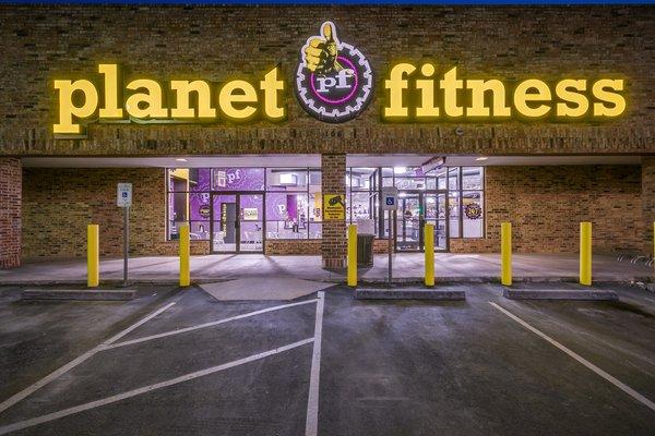 Planet fitness claremore ok
