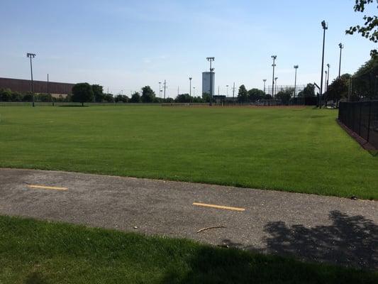 Veterans Park - Baseball Fields - 7600 W 26th St, North