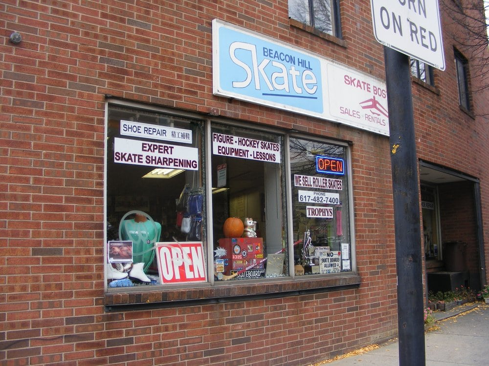 Beacon Hill Skate Shop