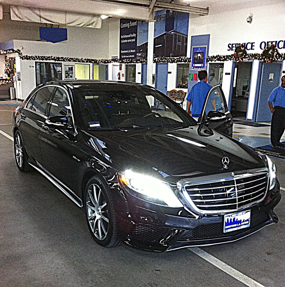 2014 s65 is amazing yelp for Downtown la motors mercedes benz