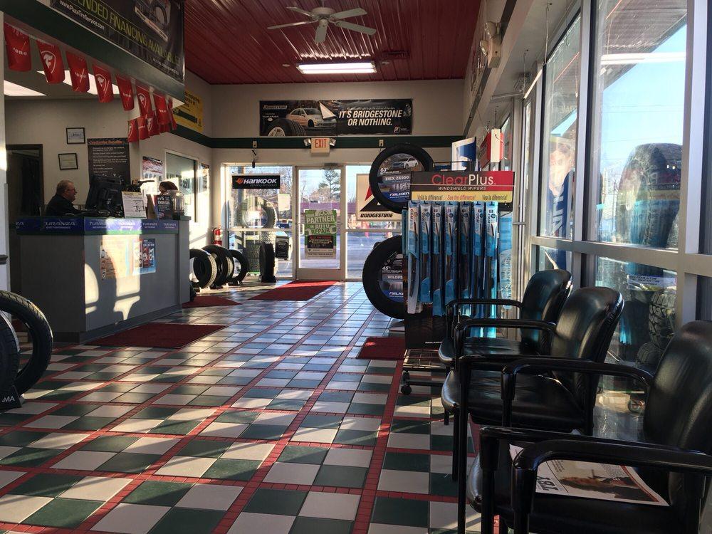 Plaza Tire Service: 2600 Main St, Scott City, MO