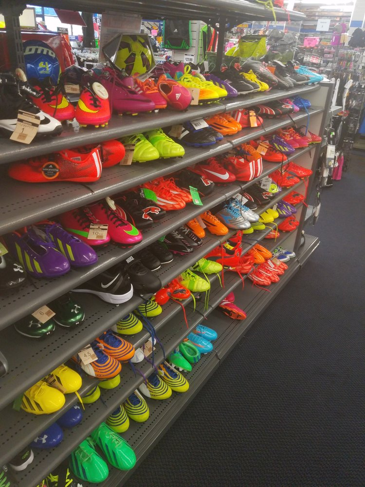 e68b83cb6 Finding my girl some soccer shoes. - Yelp