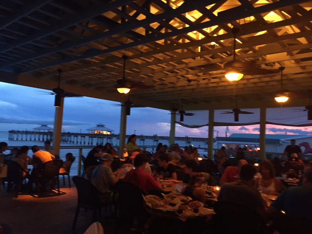 Beautiful View Of Estero Pier And Amazing Sunsets Yelp