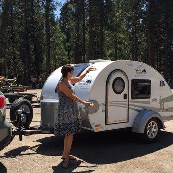 Photo of Sierra Teardrops Trailer Rentals   Auburn  CA  United States   Voila. Sierra Teardrops Trailer Rentals   65 Photos   29 Reviews