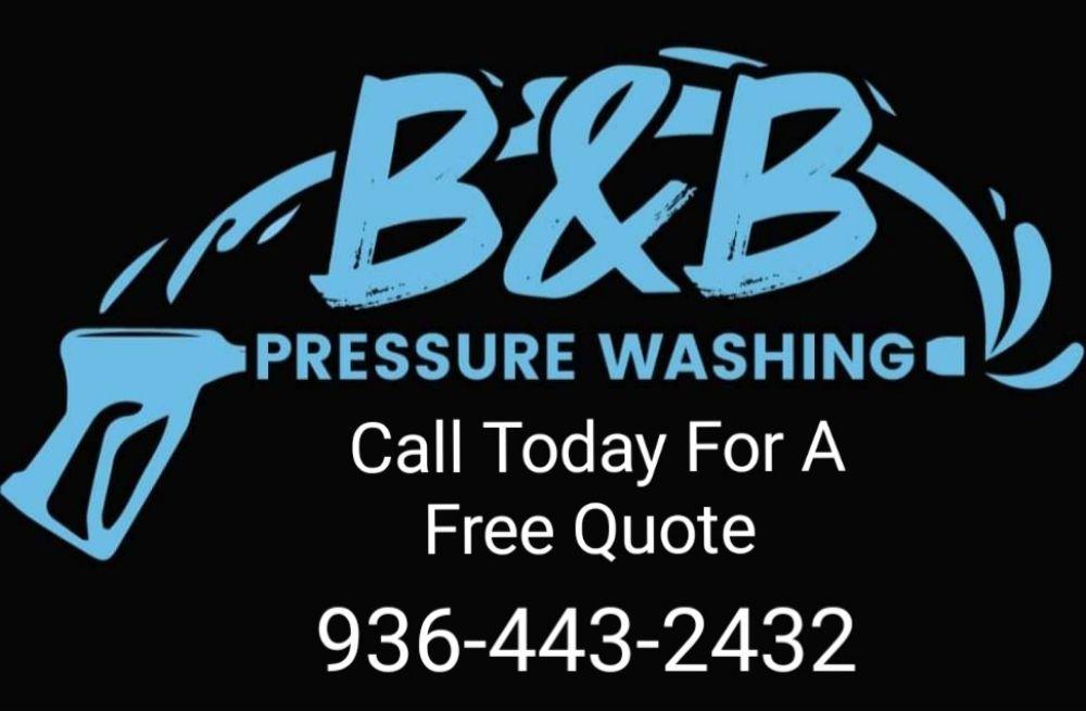B&B Pressure Washing: Conroe, TX