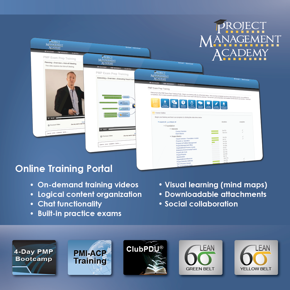 Project Management Academy Adult Education 5100 Campbells Run Rd