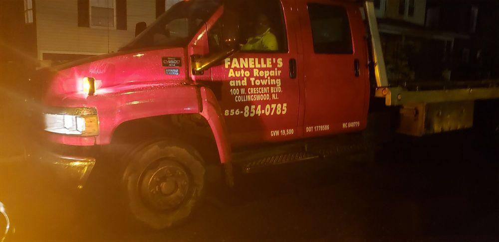 Towing business in Mount Ephraim, NJ