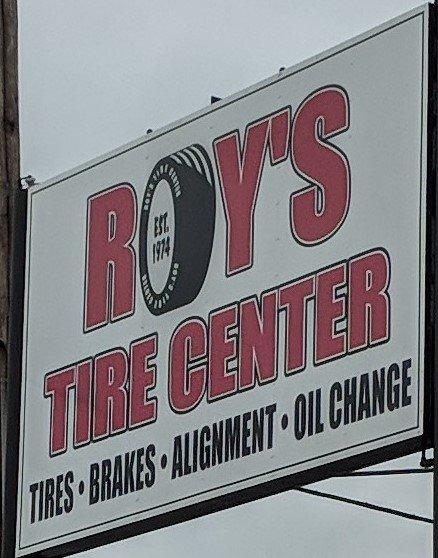 Roy's Tire Center: 234 Maple St, Carrollton, GA