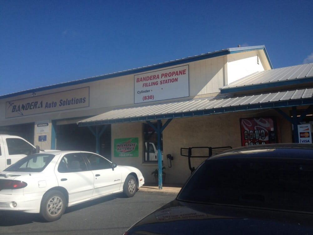 Bandera Auto Solutions: 1310 Main St, Bandera, TX