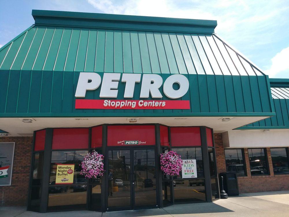 Petro-Girard Tli Map: 1 Petro Pl, Girard, OH