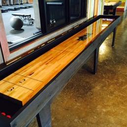 Photo Of Everything Billiards   Greensboro, NC, United States. Pavilion  Shuffleboard W/