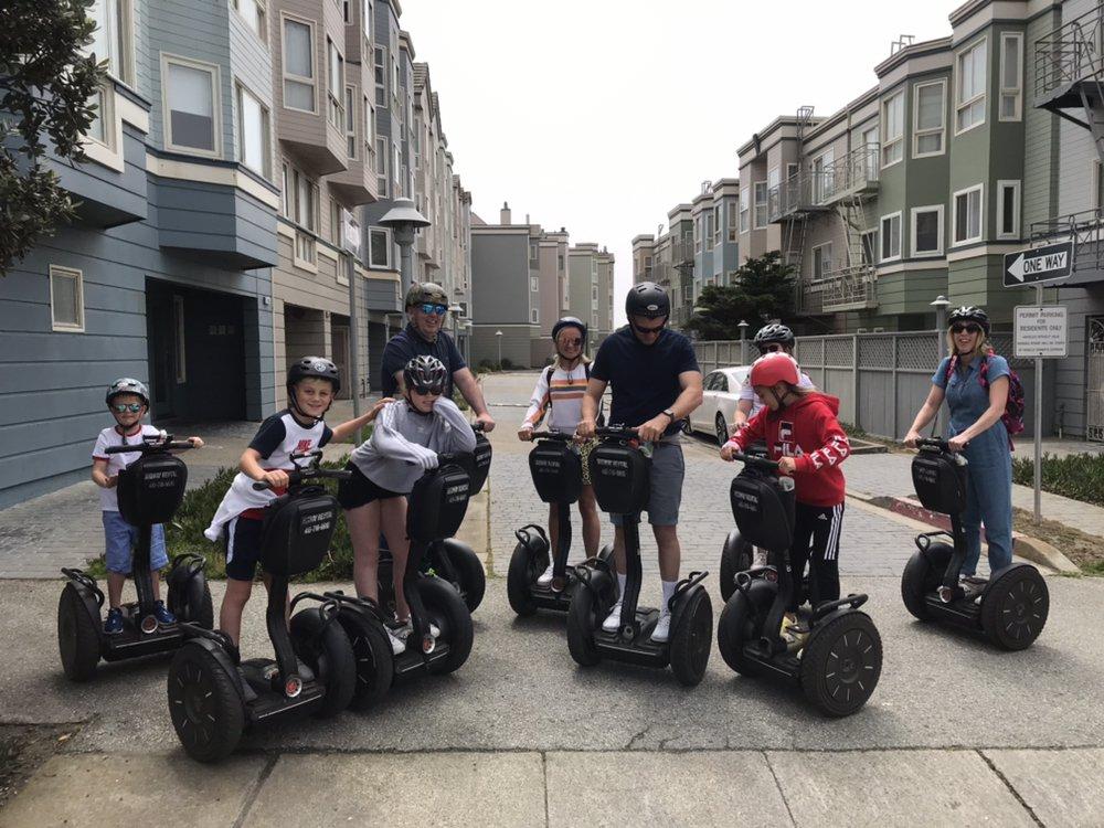 Golden Gate Park Segway: 606 19th Ave, San Francisco, CA