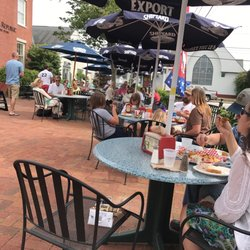 Photo Of Lobster Cooker   Freeport, ME, United States. Nice Outside Patio  For ...