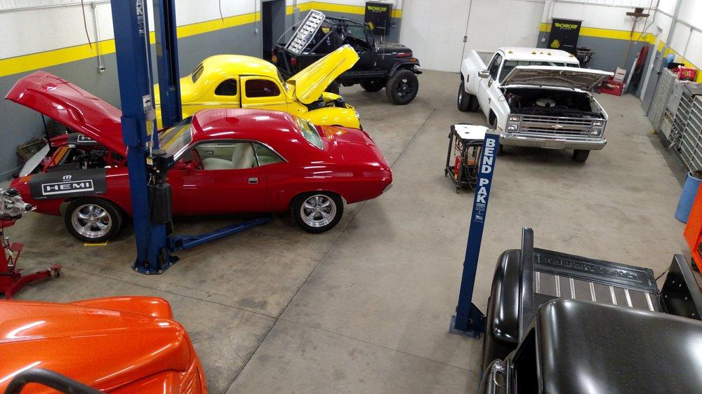 Automotive Alley: 11931 Rt 98, Arcade, NY