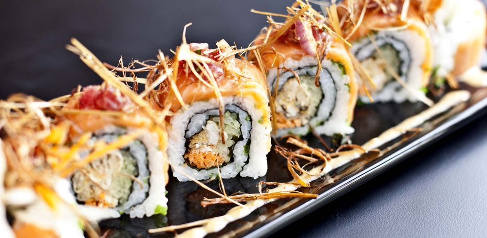 Ginza Japanese Grill: 493 N Guignard Dr, Sumter, SC