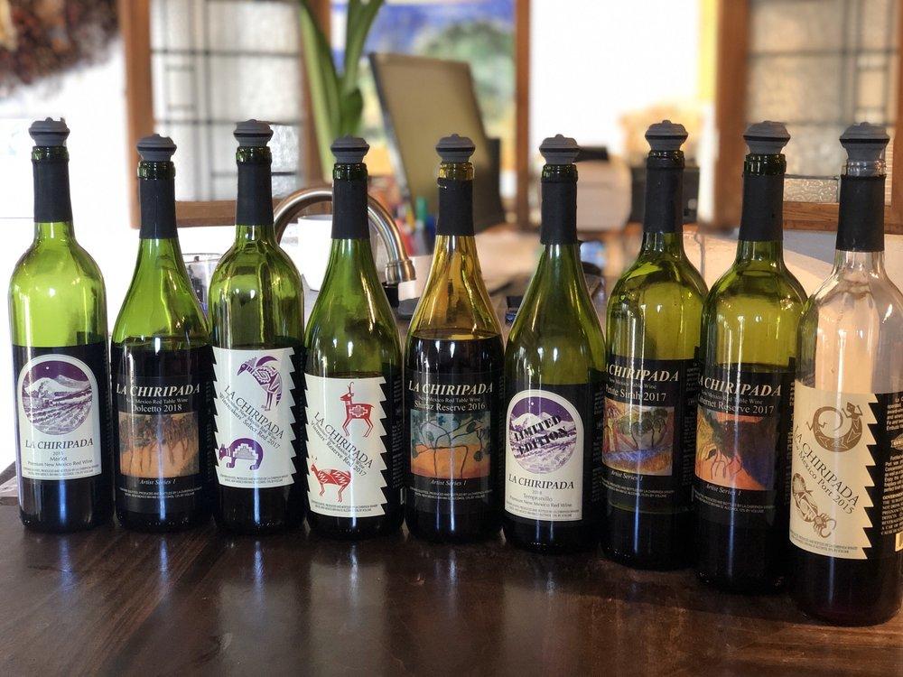 La Chiripada Winery: Hwy 75 Dr 1119, Dixon, NM