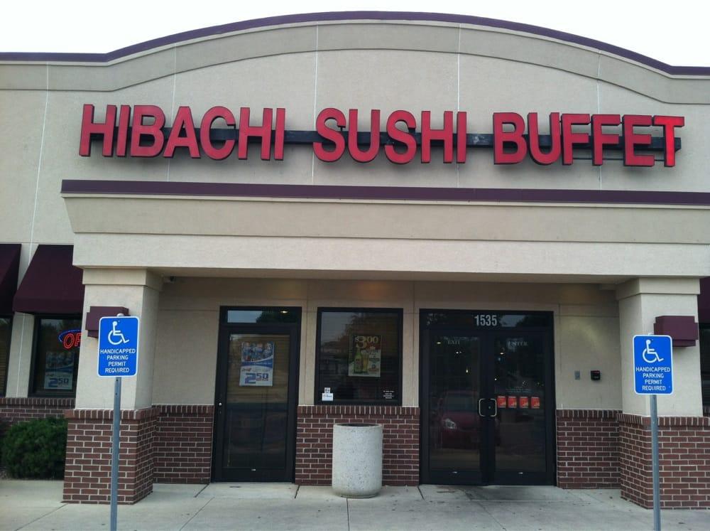 Hibachi Sushi Buffet: 1535 Flammang Dr, Waterloo, IA