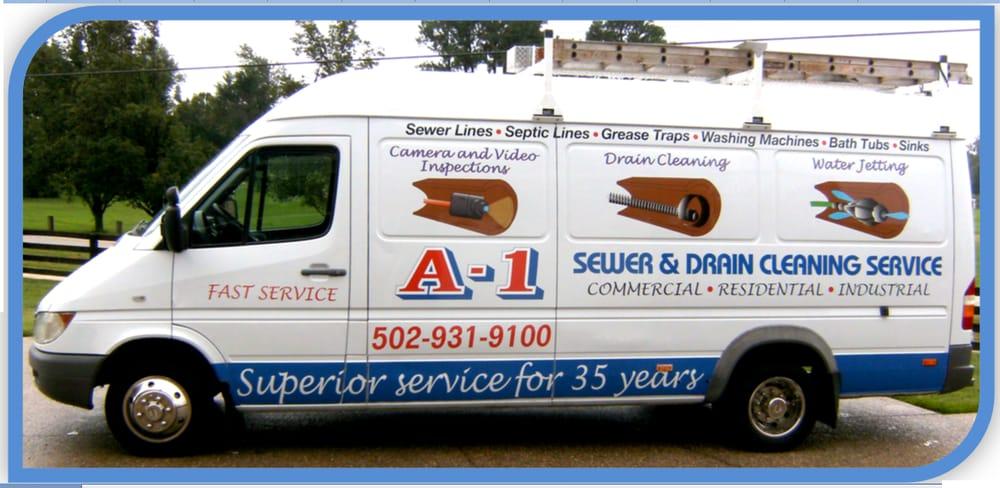 A1 Better Sewer & Drain: 11706 Sun Beam Ct, Louisville, KY
