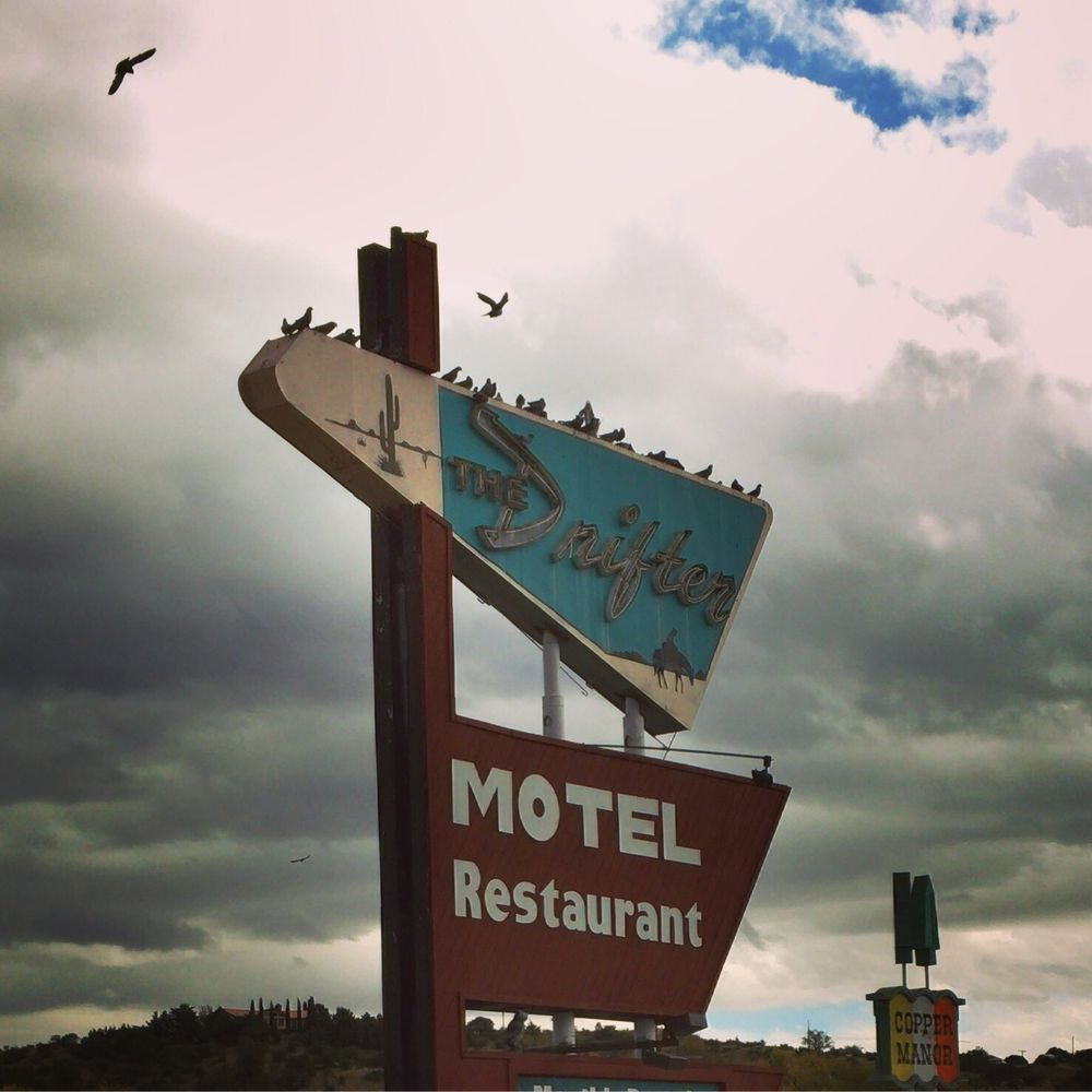 Drifter Motel: 711 Silver Heights Blvd, Silver City, NM