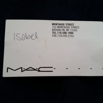 Mac cosmetics closed 45 reviews cosmetics beauty supply photo of mac cosmetics brooklyn ny united states colourmoves