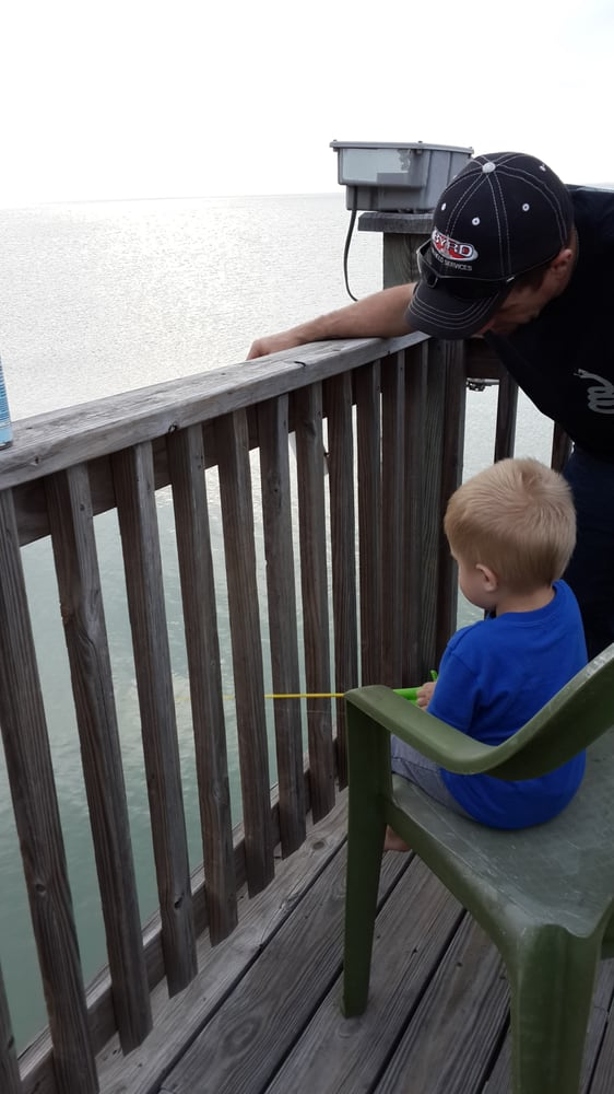 safe place to teach my son to fish yelp